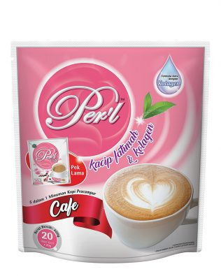 Perl Kacip Fatimah Kolagen Cafe (20gm x 20pcs)