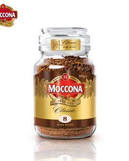 Moccona Classic Dark Roast Freeze Dried 8 Coffee 200g