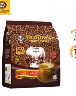 OLDTOWN White Coffee 3-in-1 Instant Premix White Coffee (15S X 1 Pack)