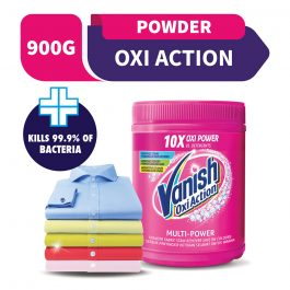 Vanish Fabric Oxi Action Stain Remover Laundry Detergent Powder  250g/ 500g/ 900g