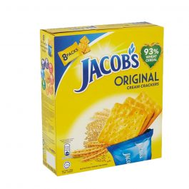 Jacob's Multi Pack Original Cream Crackers 8 Packs 240g – 4074971