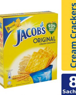 Jacob's Multi Pack Original Cream Crackers 8 Packs 240g – 4074971