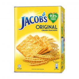Jacob's Tin Original Cream Crackers 700g – 4071987