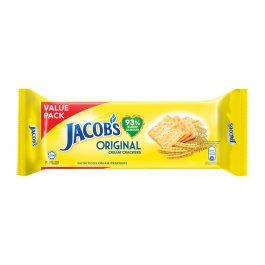 Jacob's Value Pack Original Cream Crackers 360g – 4074965