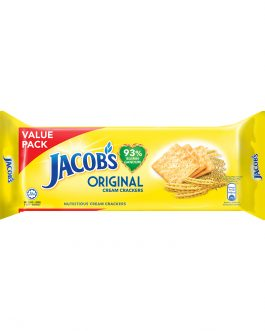 Jacob's Value Pack Original Cream Crackers 360g – 4074965