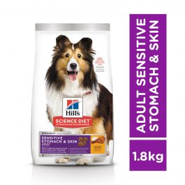 Hill's Science Diet Adult Sensitive Stomach & Skin Chicken Recipe 1.8kg – 10115