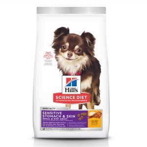 Hill's Science Diet Adult Sensitive Stomach & Skin Small & Mini Chicken Recipe 1.8kg