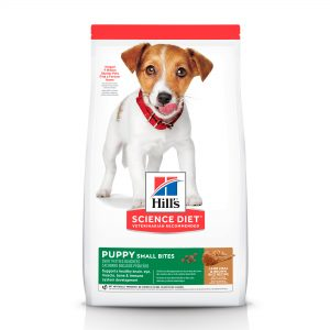 Hill's Science Diet Puppy Small Bites Lamb Meal & Brown Rice 3kg