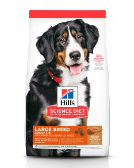 Hill's Science Diet Adult Canine Large Breed Lamb Meal and Brown Rice 15kg