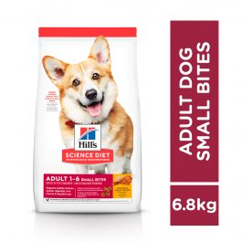 Hill's Science Diet Small Canine Bites 6.8kg – 603798