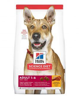 Hill's Science Diet Adult Chicken & Barley Recipe 3kg