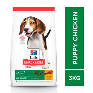 Hill's Science Diet Puppy Chicken 3kgs