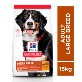 Hill's Science Diet Adult Canine Large Breed 15kg Chicken Barley – 6946HG