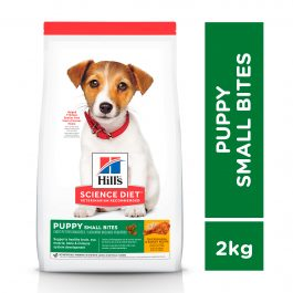 Hill's Science Diet Puppy Small Bites 2kgs – 7139