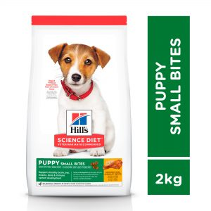Hill's Science Diet Puppy Small Bites 2kgs