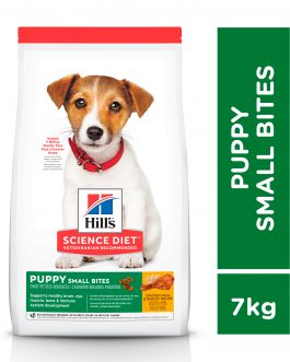 Hill's Science Diet Puppy Small Bite 7kgs