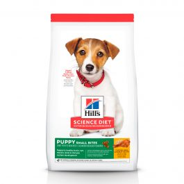 Hill's Science Diet Puppy Small Bite 7.1kgs – 9368