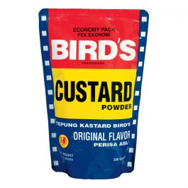 Bird's Custard Foil Powder Original Flavor Economy Pack 300g – 4058955