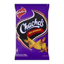 Twisties Chacho's BBQ Bonanza Tortilla Corn Chips 185g – 4049270
