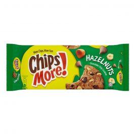 ChipsMore! Hazelnuts Chocolate Chip Cookies 163.2g – 4030781