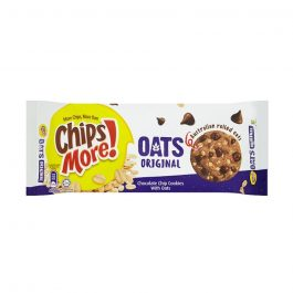 ChipsMore! Oats Original Chocolate Chip Cookies 163.2g – 4085312