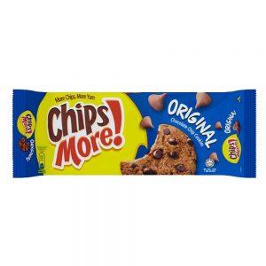 ChipsMore! Original Chocolate Chip Cookies 163.2g – 4030761