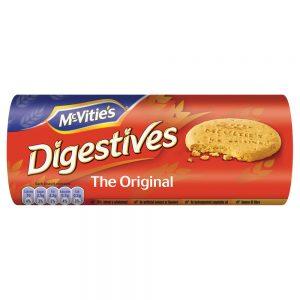 McVitie's Digestive Original Flavoured Biscuits 400g – 956010