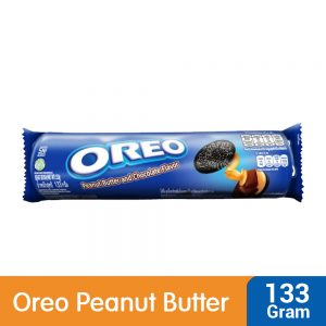 Oreo Peanut Butter and Chocolate Flavor Sandwich Cookies 133g – 4252621