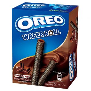 Oreo Wafer Roll Chocolate Cookies 54g – 4262803