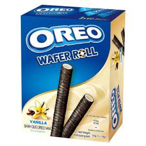 Oreo Wafer Roll Vanilla Cookies 54g – 4262804