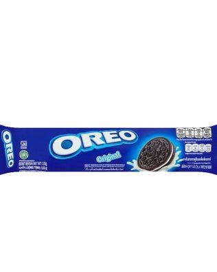 Oreo Original Chocolate Sandwich Cookies with Vanilla Flavored Cream 133g – 4252351