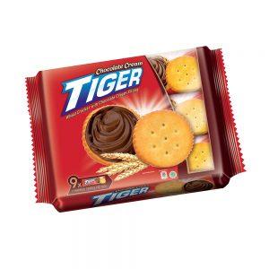Tiger Chocolate Cream Sandwich Cracker Swavoury Multi Pack 9 X 27g – 4051452