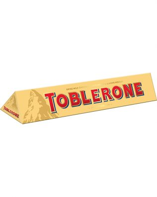 Toblerone Swiss Milk Chocolate with Honey and Almond Nougat 100G – 34041