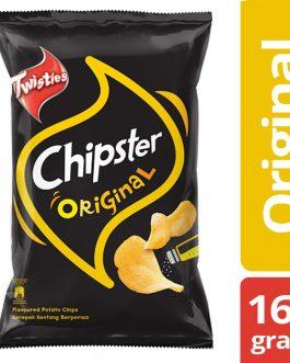 Twisties Chipster Original Flavoured Potato Chips 160g – 4049069