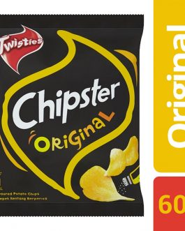 Twisties Chipster Original Flavoured Potato Chips 60g – 4048665