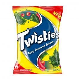 Twisties Flavoured Corn Snacks Spicy Seaweed Flavour 60G