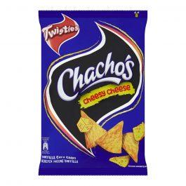 Twisties Chacho's Cheesy Cheese Tortilla Corn Chips 70g – 4258782