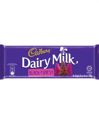 Cadbury Dairy Milk Black Forest 100g – 4055257