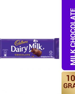 Cadbury Dairy Milk Chocolate 100g – 4055230