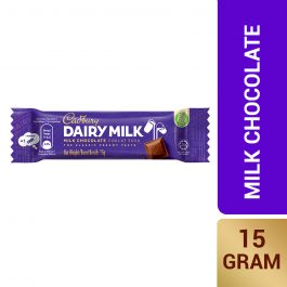 Cadbury Dairy Milk Chocolate 15g – 616105