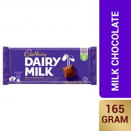 Cadbury Dairy Milk Chocolate 165g – 4007713