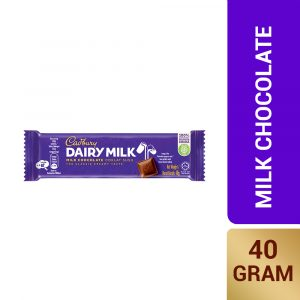 Cadbury Dairy Milk Chocolate 40g – 616129