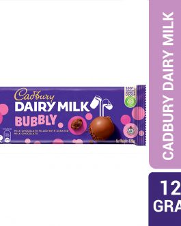 Cadbury Dairy Milk Chocolate Bubbly 120G – 4070833