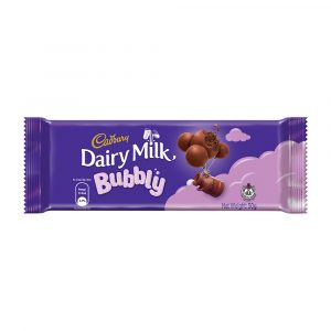 Cadbury Dairy Milk Chocolate Bubbly 50G – 4070832