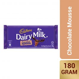 Cadbury Dairy Milk Chocolate Mousse 180g – 616115