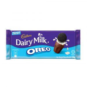 Cadbury Dairy Milk Chocolate Oreo 130G-4067869