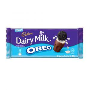 Cadbury Dairy Milk Chocolate Oreo 40G-4067872