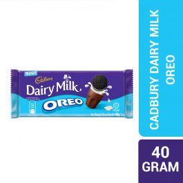 Cadbury Dairy Milk Chocolate Oreo 40G-4067872