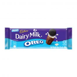 Cadbury Dairy Milk Chocolate Oreo 60G-4042687