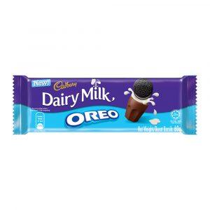 Cadbury Dairy Milk Chocolate Oreo 60G-4042687